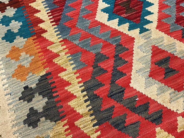 Woven Woolen Kilims Area Rugs I Oriental Rugs I Custom